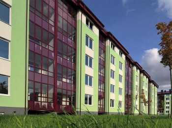 Внешнее оформление фасадов ЖК Образцовый квартал 2